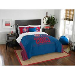 chicago cubs grand slam bedding comforter set