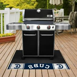 Chicago Cubs Grill Mat 1911 Retro Collection
