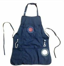 Chicago cubs grilling apron