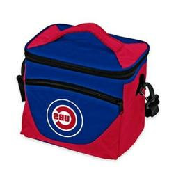 Chicago Cubs Halftime Cooler Zipper Insulated Lunch Bag Box