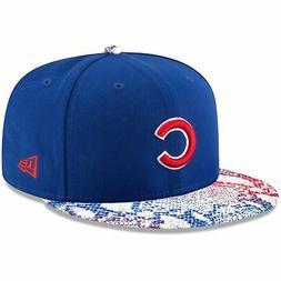 Chicago Cubs Hat Visor Craze 9FIFTY Adjustable New Era Snapb