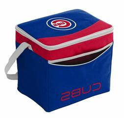 Chicago Cubs Insulated 24 Pack Cooler Sport Tote Bag, MLB