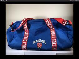 Chicago Cubs / Jim Beam Duffel Bag SGA Giveaway 8/14/18 Game