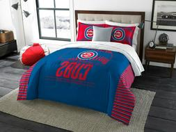 Chicago Cubs King Bedding  OFFICIAL MLB
