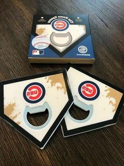 chicago cubs kitchen package apron bottle opener
