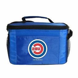 Chicago Cubs Kolder Kooler Bag - 6pk  MLB Cooler Lunch Tailg