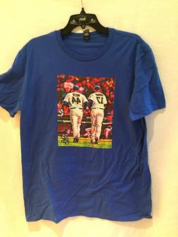 Chicago Cubs Kris Bryant/Anthony Rizzo t-shirt-Limited Editi