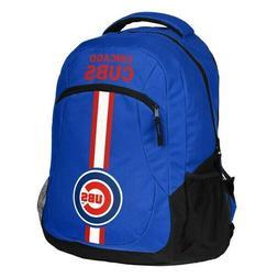 Chicago Cubs Logo Action BackPack School Bag New Back pack G