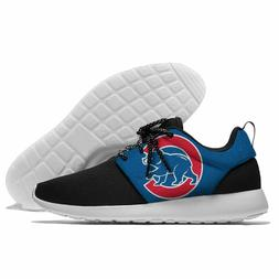 CHICAGO CUBS Logo Men's women's Lightweight Shoes Sneakers B