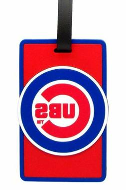 Chicago Cubs Luggage Bag Tag