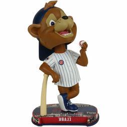 Chicago Cubs Mascot Clark Headline Bobblehead Brand New In B