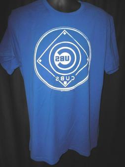 Chicago Cubs Men's MLB Apparel Shirt Large