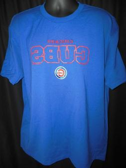 ChIcago Cubs Men's MLB Apparel Shirt