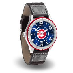 Chicago Cubs Men's Sports Watch - Gambit  MLB Jewelry Wrist