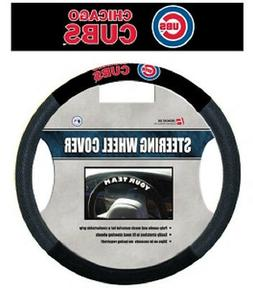 Chicago Cubs Mesh Steering Wheel Cover  MLB Car Auto CDG