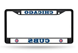 Chicago Cubs Metal License Plate Frame - Car Truck Auto Tag
