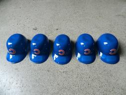 Chicago Cubs Mini Ice Cream Snack Plastic Helmet MLB Basebal
