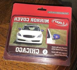Chicago Cubs Mirror Covers Small Car Truck SUV ~ NEW origina