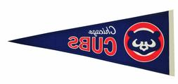Chicago Cubs MLB 1984 Cooperstown Wool Pennant - Banner