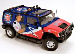 Chicago Cubs MLB / Carlos Zambrano Diecast Hummer H2 Car / T