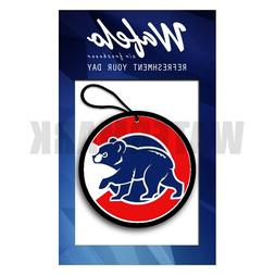 Chicago Cubs MLB Custom Air Fresheners Car and Home Fragranc