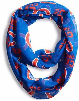 Chicago Cubs - MLB - Foco infinity scarf - NEW!