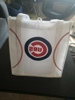 Chicago Cubs MLB New Reusable Tote Bag - Free Shipping!