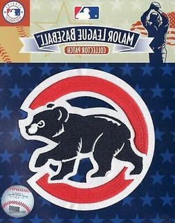 Chicago Cubs MLB Official Licensed Walking Bear Logo Emblem