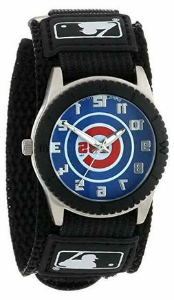 Chicago Cubs MLB Rookie Black Youth Watch