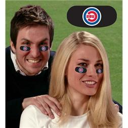 Chicago Cubs MLB Vinyl Face Stickers