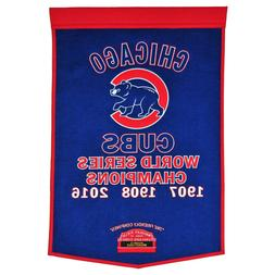 chicago cubs mlb world series dynasty banner