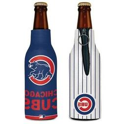 CHICAGO CUBS NEOPRENE BOTTLE HOLDER COOZIE KOOZIE COOLER WIT