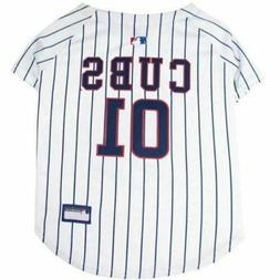 Chicago Cubs Pet Jersey