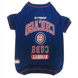 Chicago Cubs Pet T-Shirt