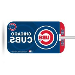 Chicago Cubs Plastic Luggage Tag Bag Identification Baseball