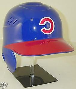 CHICAGO CUBS Red/Blue Road Coolflo Official MLB Full Size Ba