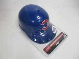 Chicago Cubs Royal Blue Plastic Full Size Replica Batting He