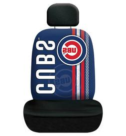 Chicago Cubs Set of 2 Rally Print Seat Covers
