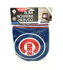 Chicago Cubs Side View Mirror Cover Socks Car Truck Auto Lar