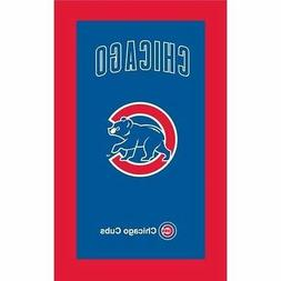 Chicago Cubs Soft Cotton Bowling Towel - Brand New Item - Fr