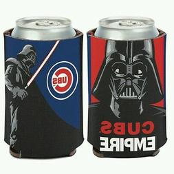 CHICAGO CUBS STAR WARS DARTH VADER NEOPRENE CAN BOTTLE KOOZI