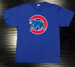 chicago cubs t shirt bear graphic chi