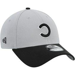 Chicago Cubs New Era Team Classic 39THIRTY Flex Hat - Gray/B