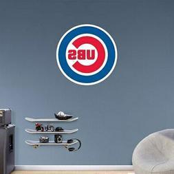 Chicago Cubs Fathead Team Logo Wall Decal