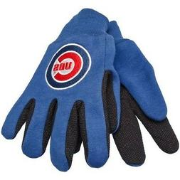 CHICAGO CUBS TEAM TAILGATE GAME DAY PARTY UTILITY WORK GLOVE