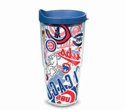 Chicago Cubs Tervis Travel Tumbler 24 ounce