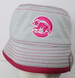 Chicago Cubs Toddler Kids Hat Cap Bucket New Era Girls