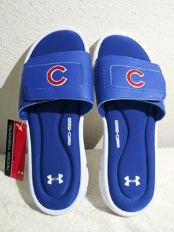 CHICAGO CUBS UA M IGNITE V SL MLB UNDER ARMOUR 4D FOAM Slide