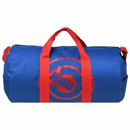 CHICAGO CUBS VESSEL BARREL DUFFLE GYM BAG NEW STYLE TRAVEL L