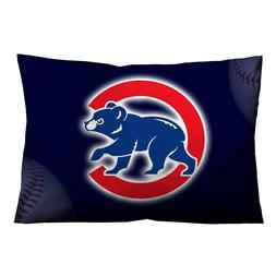 "CHICAGO CUBS VINTAGE Decorative Pillow Case 16"" x 24"", 18"" x"